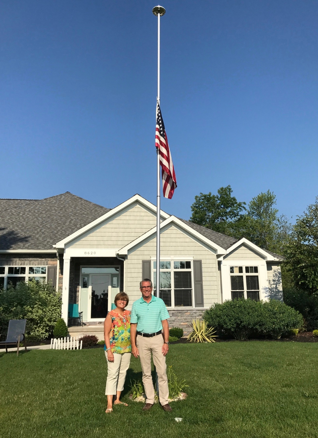 flags to half staff love will end abortion